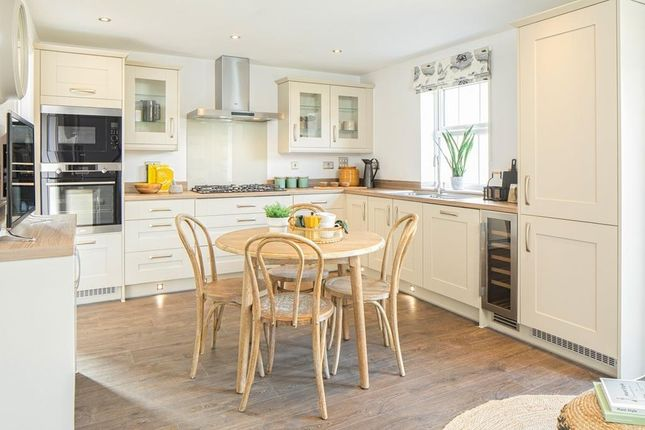 """4 bed detached house for sale in """"Chelworth"""" at Butcher Park Hill, Tavistock PL19"""
