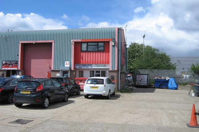 Thumbnail Warehouse for sale in Fairview Industrial Park, Rainham