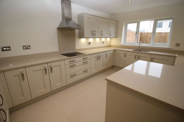 Thumbnail Detached house for sale in West Acres Durham Lane, Eaglescliffe, Stockton-On-Tees