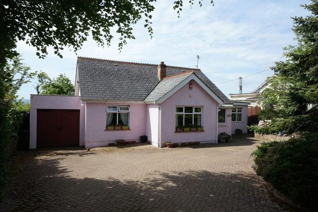 Thumbnail Detached house for sale in Red Hill, West Monkton, Taunton