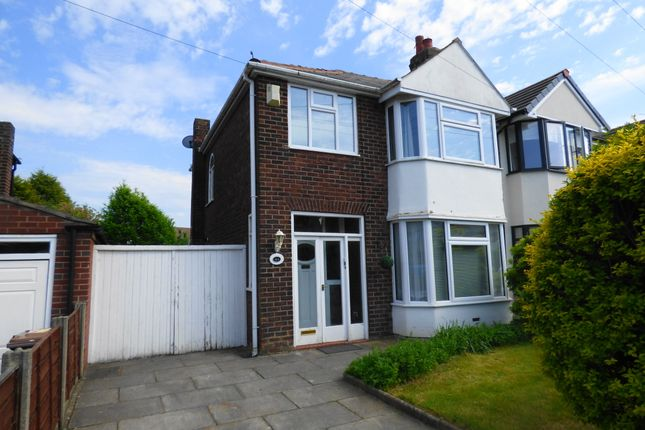Thumbnail Semi-detached house for sale in Daresbury Road, St Helens