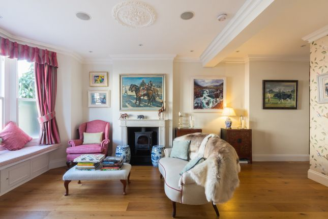 Thumbnail Town house to rent in Harbord Street, London