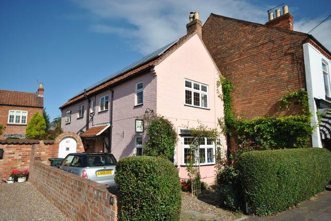 Thumbnail Cottage to rent in Main Street, Burton Joyce