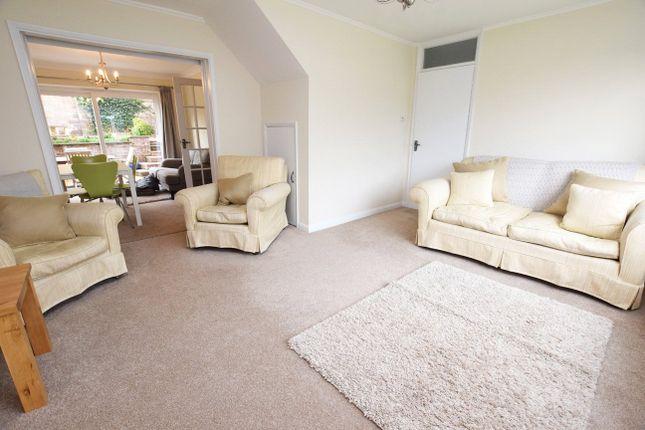 Sitting Room of Sherwood Close, Heavitree, Exeter EX2