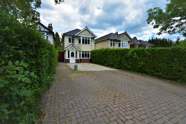 Thumbnail Detached house to rent in Upper Northam Drive, Hedge End, Southampton