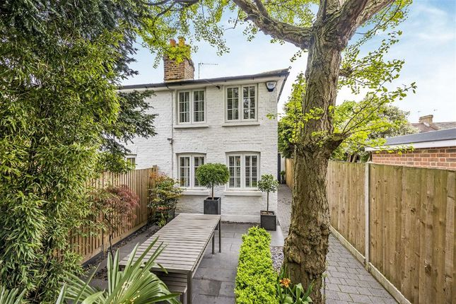Thumbnail Semi-detached house for sale in South Road, Twickenham