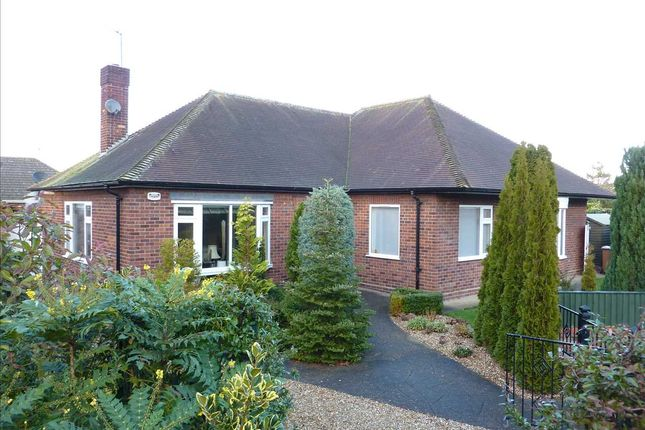 Thumbnail Detached bungalow for sale in Thirkleby Crescent, Grimsby