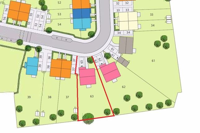 Plot Image of Celsea Place, Cholsey, Wallingford OX10
