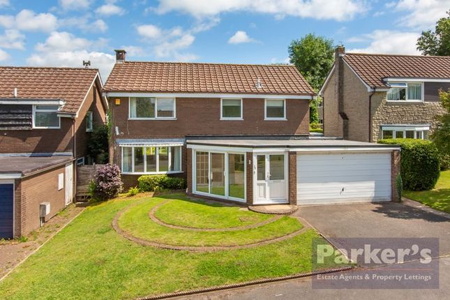 Thumbnail Detached house for sale in Uncombe Close, Backwell, Bristol