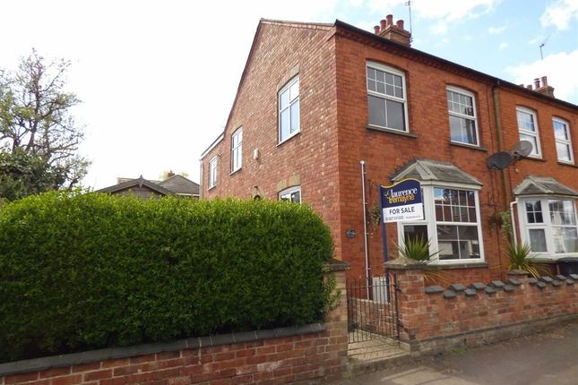 Thumbnail End terrace house for sale in Chester Terrace, High Street, Weedon