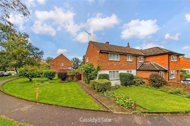 3 bed semi-detached house for sale in Furse Avenue, St. Albans, Hertfordshire AL4