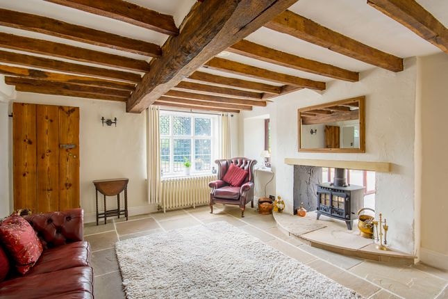 Thumbnail Country house for sale in 163 Church Road, Greasley, Nottinghamshire
