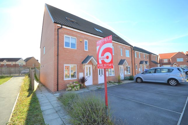 3 bed town house for sale in Mirabelle Way, Harworth, Doncaster DN11