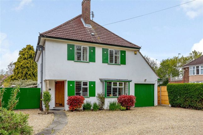 Thumbnail Country house for sale in Oundle Road, Orton Longueville, Peterborough