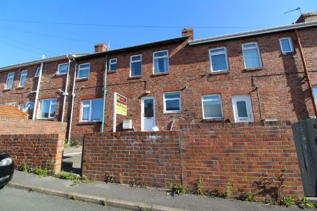 Thumbnail Terraced house for sale in Tees Crescent, Stanley, Co Durham