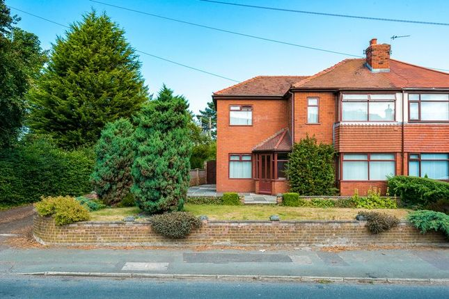 Thumbnail Semi-detached house to rent in Ring O Bells Lane, Lathom, Ormskirk