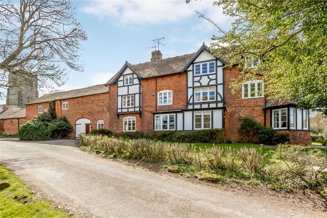 Thumbnail Detached house for sale in Church Lane, Lockington, Derby