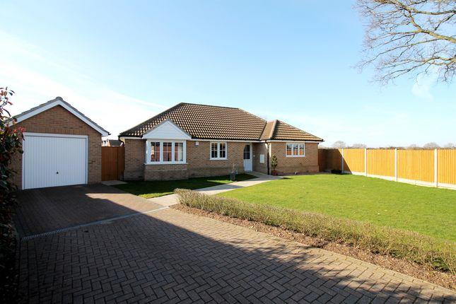 Thumbnail Detached bungalow for sale in Pleasant Plains Mews, Mile End, Colchester
