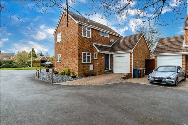 Thumbnail Detached house for sale in Pynchbek, Thorley, Bishop's Stortford
