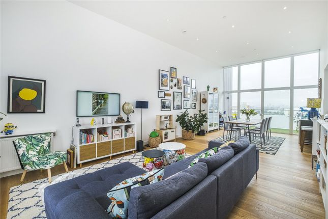 3 bed flat for sale in Bayliss Heights, 8 Peartree Way, London SE10