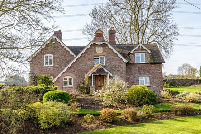 Thumbnail Cottage for sale in Pontshill, Ross-On-Wye, Herefordshire