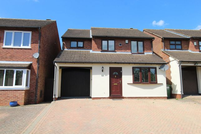 Thumbnail Detached house to rent in Shorham Rise, Milton Keynes