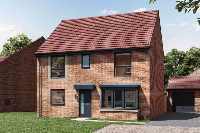 """4 bed detached house for sale in """"The Pembroke"""" at Alan Peacock Way, Middlesbrough TS4"""