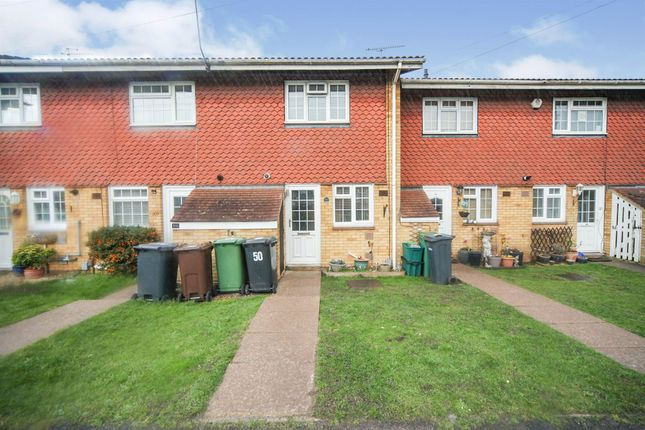 Thumbnail Terraced house for sale in Lybury Lane, Redbourn, St. Albans