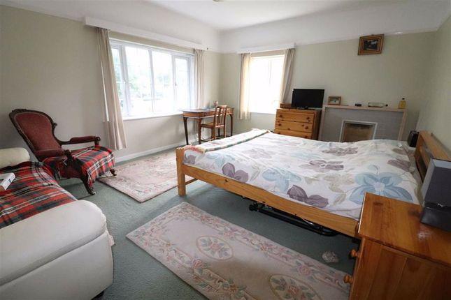 Main Bedroom of Llanrhystud, Ceredigion SY23