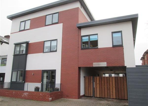 Thumbnail Flat for sale in The Quadrangle, St. Owens Street, Hereford
