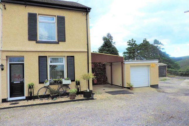 Thumbnail Semi-detached house for sale in Blackmill, Bridgend