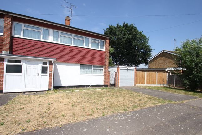 Thumbnail Semi-detached house for sale in Hawthorne Gardens, Hockley