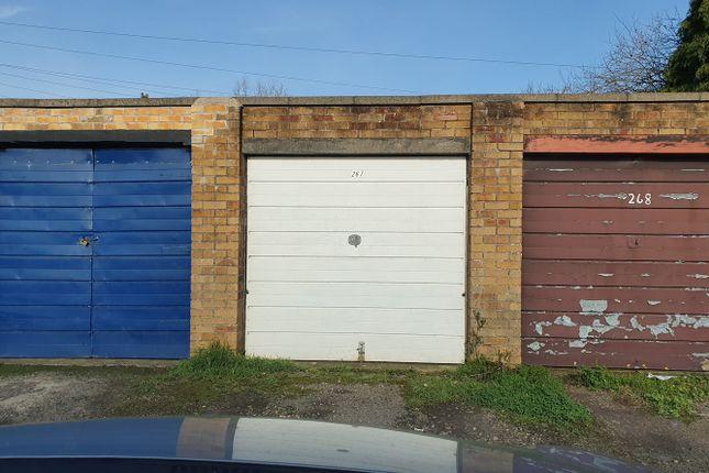 Garage of Witcombe, Yate, Bristol BS37