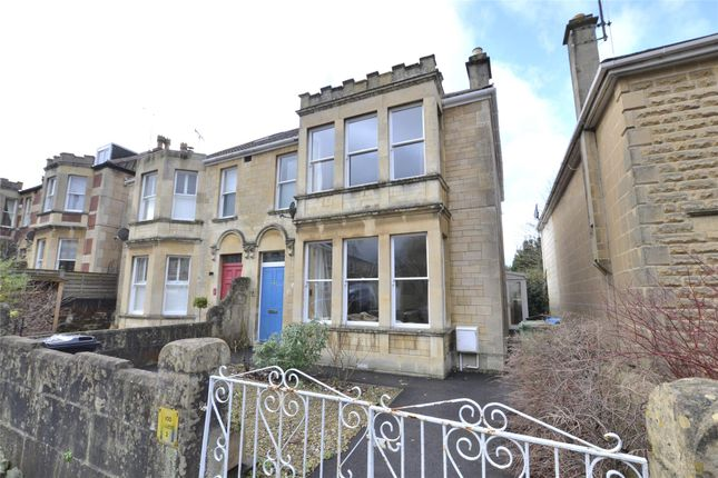 Thumbnail Semi-detached house for sale in Maple Grove, Bath, Somerset
