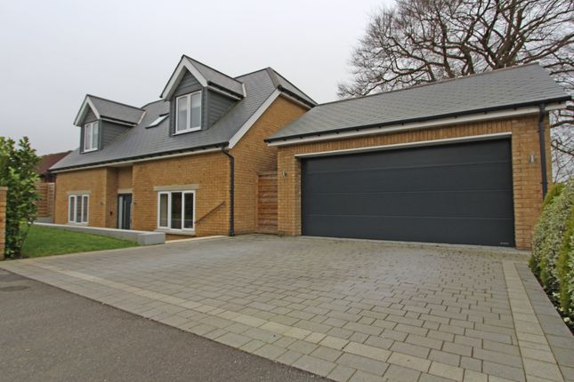 Thumbnail 4 bed detached house to rent in Hillside Close, Banstead