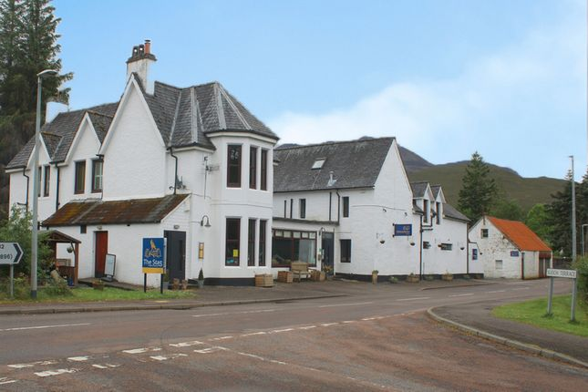 Thumbnail Hotel/guest house for sale in Kinlochewe Hotel, Kinlochewe, Wester Ross