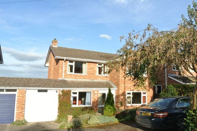 Thumbnail Detached house for sale in Drews Court, Churchdown, Gloucester
