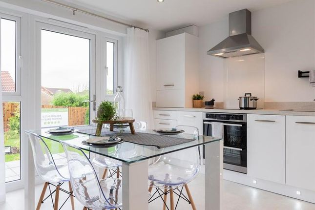 "Thumbnail Terraced house for sale in ""Coull"" at Kingswells, Aberdeen"