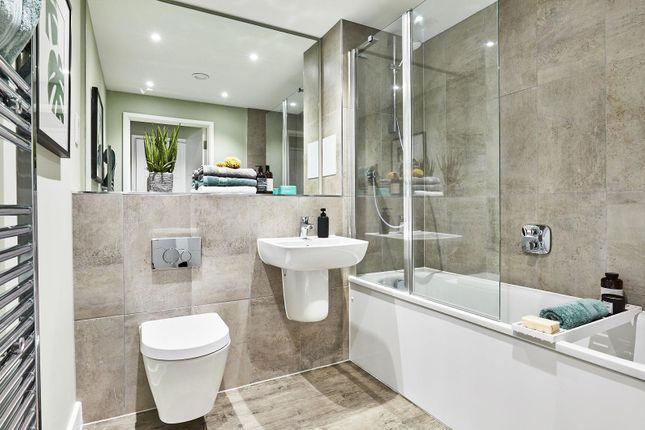 Bathroom of Silver Street, Reading RG1