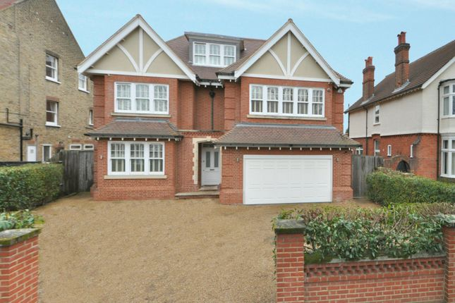 Thumbnail Detached house for sale in Garden Road, Bromley
