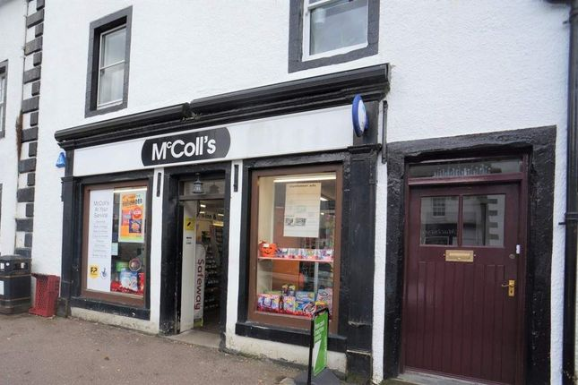 Thumbnail Retail premises to let in Main Street West, Inveraray