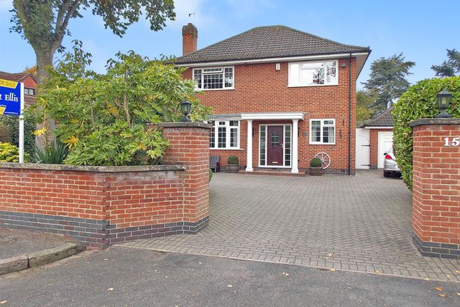 Thumbnail Detached house for sale in Haslemere Road, Long Eaton, Nottingham