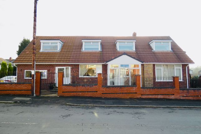 Thumbnail Detached house for sale in Russell Street, Prestwich, Manchester