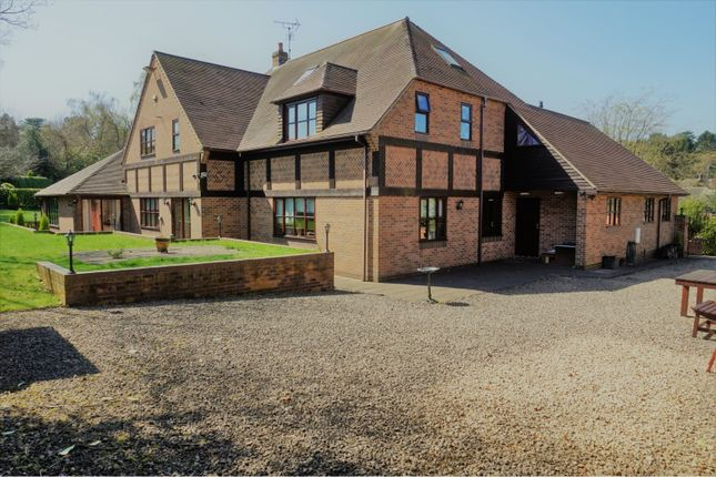 Thumbnail Detached house for sale in Main Road, Ravenshead