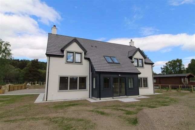 Thumbnail Detached house for sale in New Build, Drumuillie, Boat Of Garten
