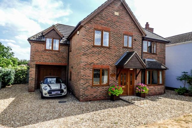 Thumbnail Detached house for sale in Kempston Rural, Beds