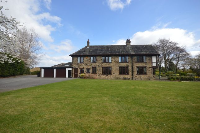 Thumbnail Country house for sale in Parker Lane, Mirfield