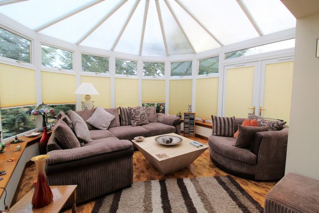 Thumbnail Detached bungalow for sale in Kemnay, Inverurie