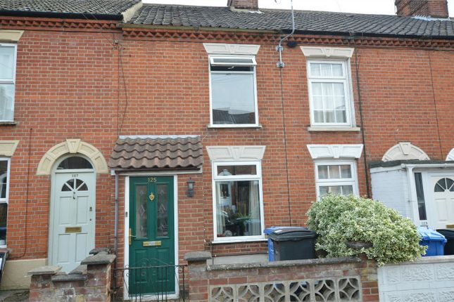 Thumbnail Terraced house for sale in Knowsley Road, Norwich, Norfolk