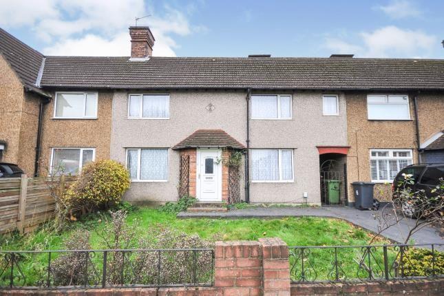 Thumbnail Terraced house for sale in Elmerside Road, Beckenham